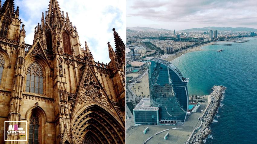 Santa Maria del mar e Baceloneta