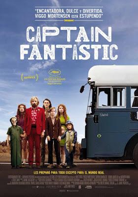 Cartel: Captain Fantastic (2016)