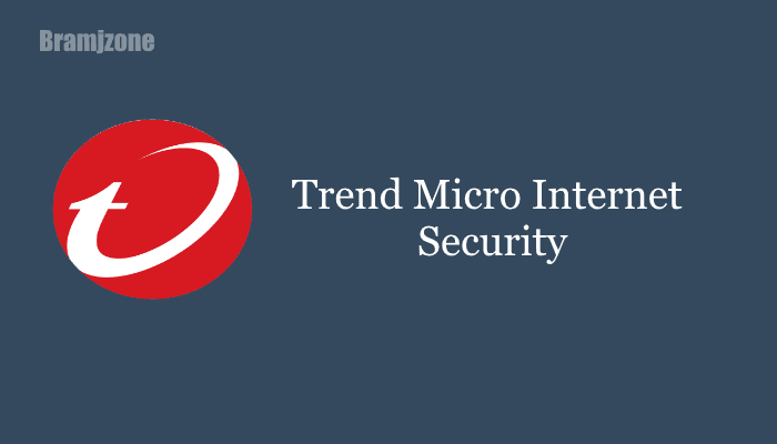 مكافح الفيروسات للكمبيوتر Trend Micro