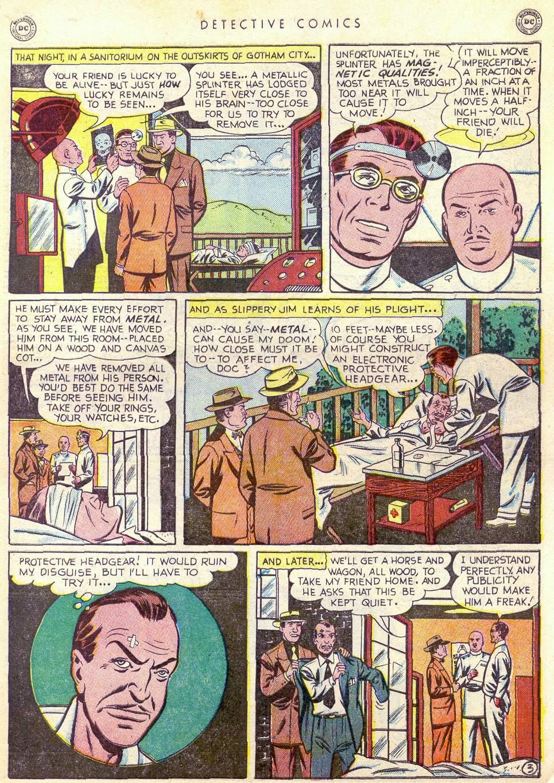Read online Detective Comics (1937) comic -  Issue #163 - 4