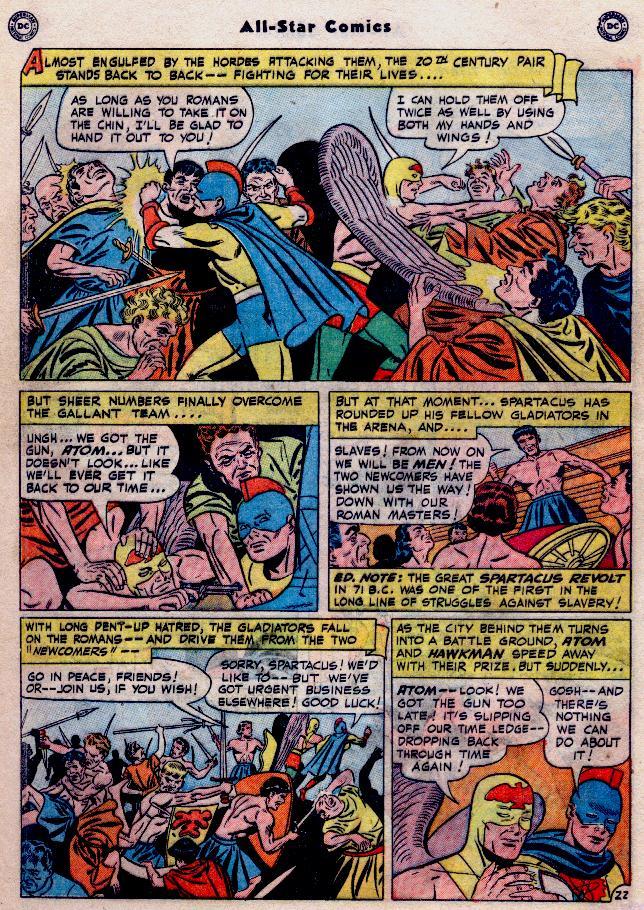Read online All-Star Comics comic -  Issue #53 - 28