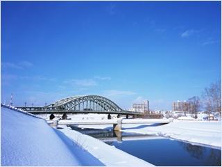 สะพานอาซาฮิบาชิ (Asahibashi Bridge)