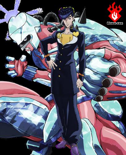Josuke y su Stand