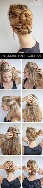 hairstyles and women attire