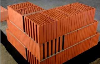 Поризованный керамический блок: недостатки и достоинства