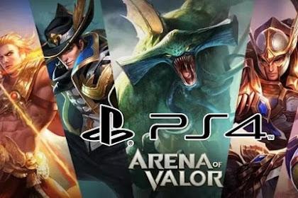 Rumor AOV Masuk PS4