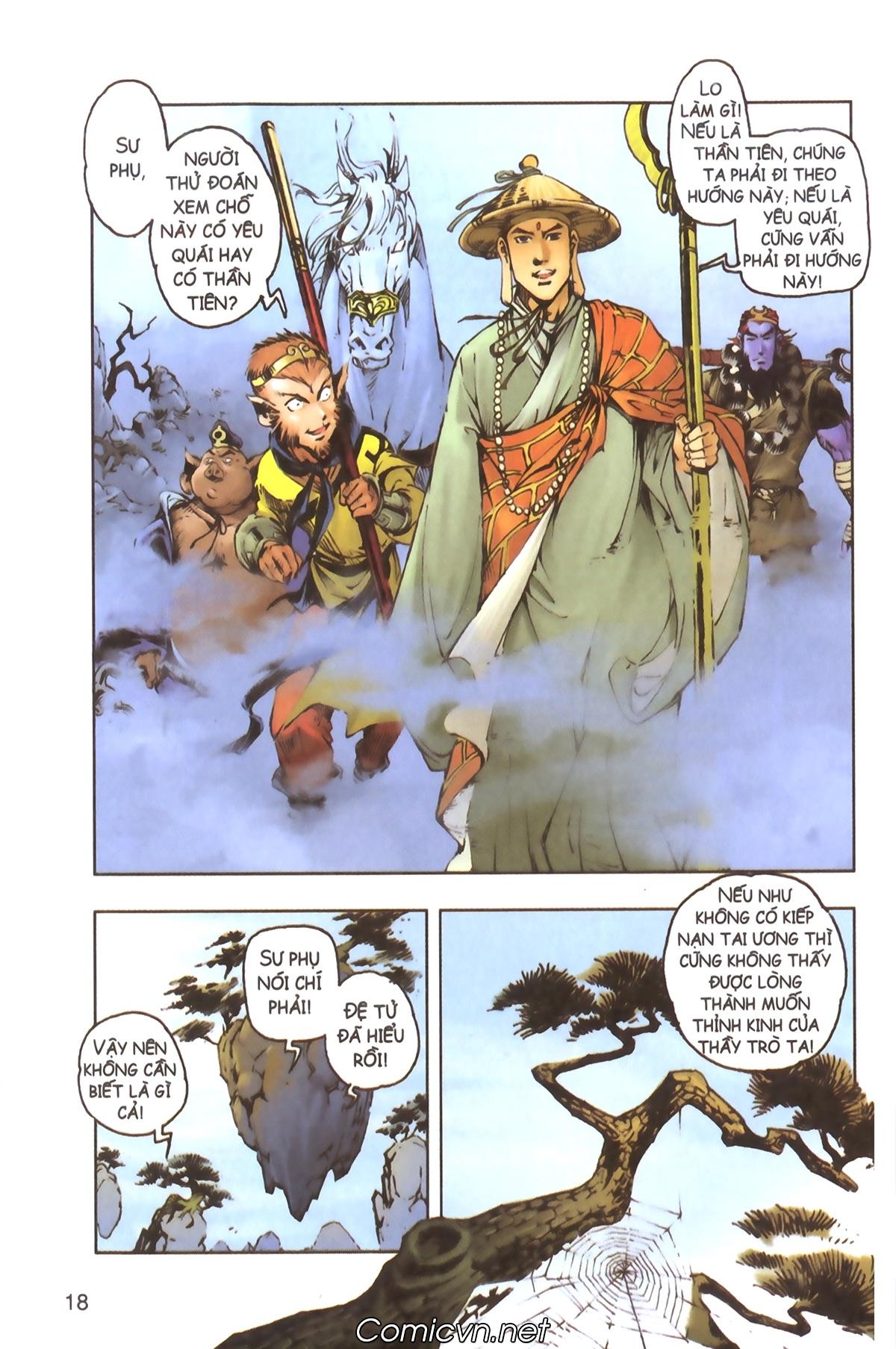 Tây Du Ký màu - Chapter 114 - Pic 16