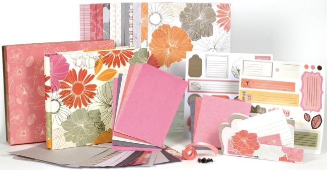 Weekend Kits Blog Scrapbooking Kits For Beginners New Album Kits