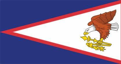 Bandeira de Samoa Americana