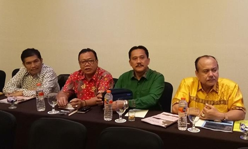DPRD Kota Padang Siap Bantu KPU Sukseskan Pilkada 2018