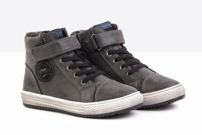calzado para niños otoño-invierno - conguitos