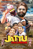 Jattu Engineer 2017 (Ram Rahim) Full Movie 720p DVDRip ESubs Download