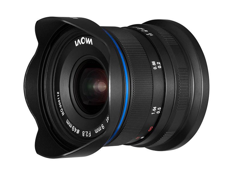 Объектив Laowa 9mm f/2.8 Zero-D
