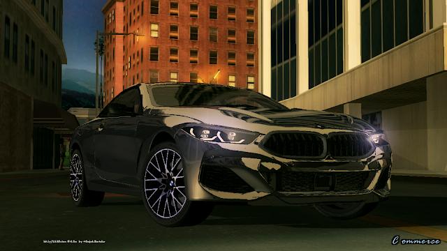 BMW M8 Car Mod for GTA SA Android