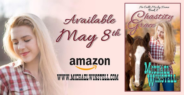 Chastity Grace, Grace Anderson, michael winstell, Amazon