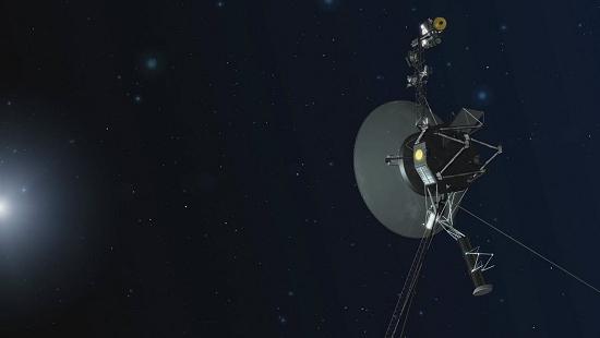 Sondas Voyager completam 40 anos rumando às estrelas