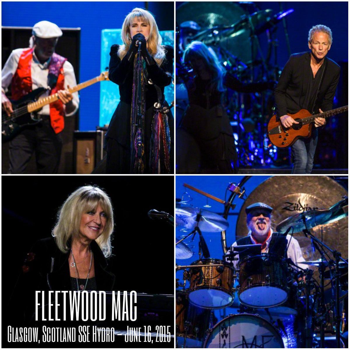 fleetwood mac concert review glasgow