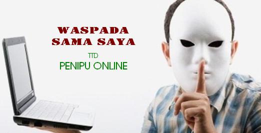 8 Alasan Mengapa Kita Bisa Kena Tipu Belanja Online