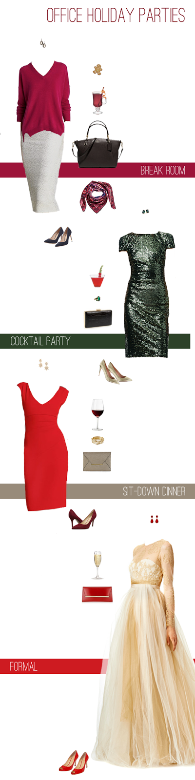 48769a1ce0 The Definitive Guide to Dressing for Your Office Holiday Party ...