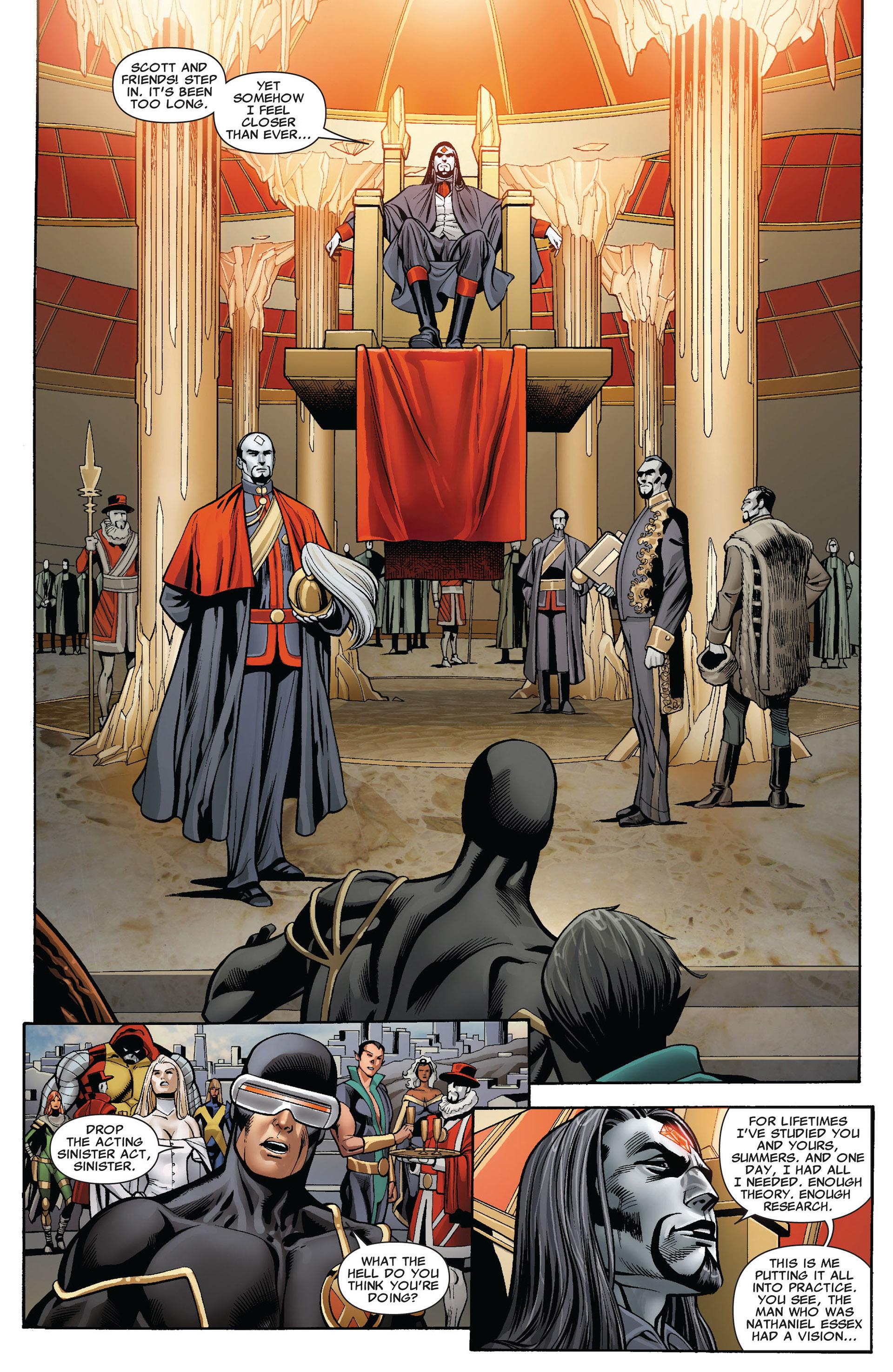 Read online Uncanny X-Men (2012) comic -  Issue #2 - 10