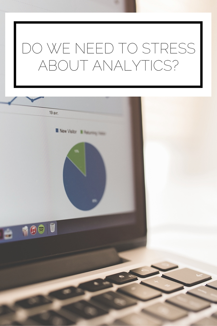 Do We Need To Stress About Analytics?