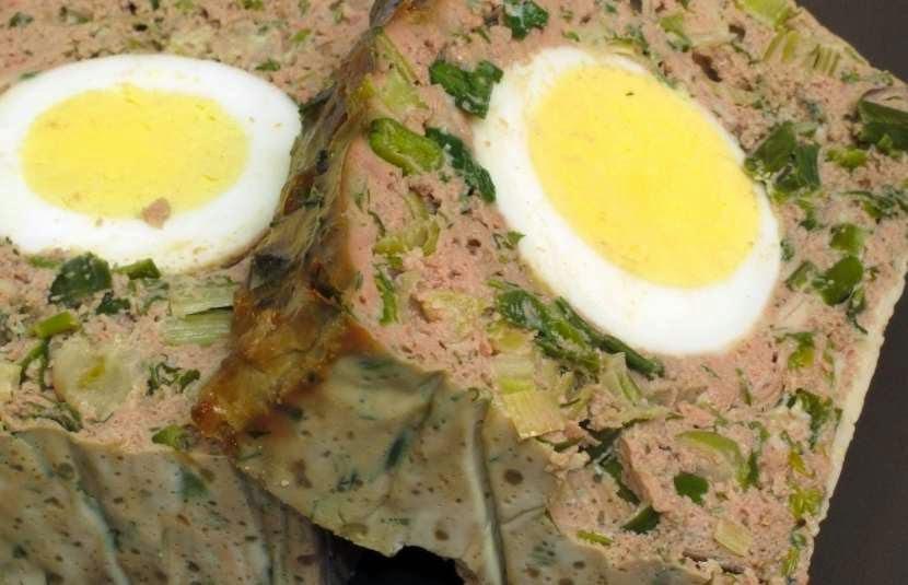 reteta usoara drob de pui cu ciuperci preparate culinare de paste