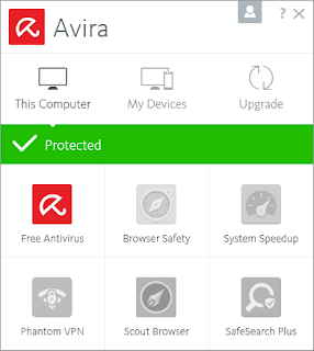 Avira Antivirus Pro 2017 with Licence Key