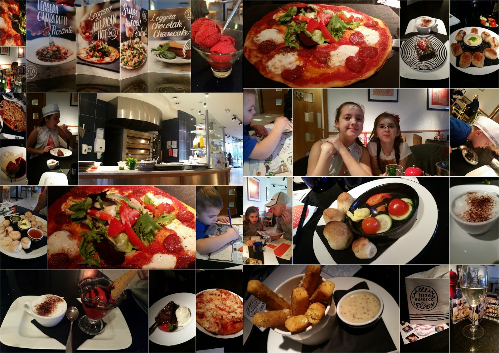 Mummy Of 3 Diaries We Went To Pizzaexpress To Try The