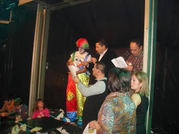 Το πάρτυ του 3ου Δημοτικού Σχολείου Άργους Ορ.με τον κλοουν Μοτζο-Τζοτζο (φωτογραφίες)!!