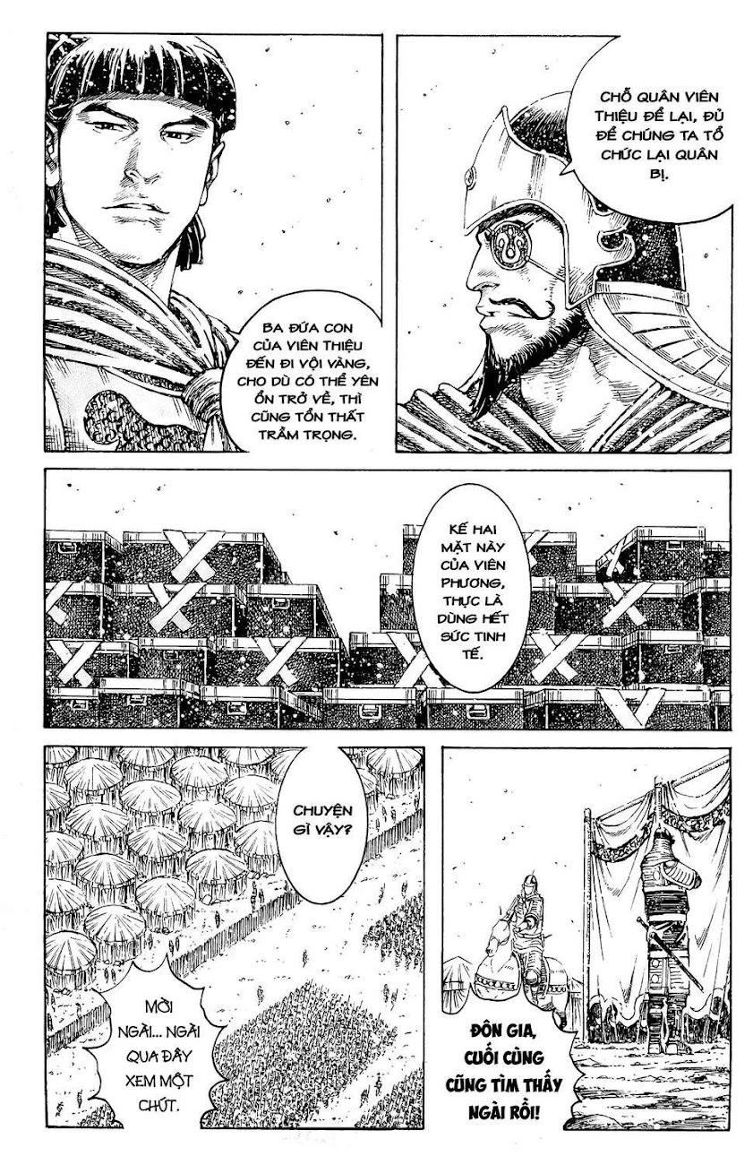 Hỏa phụng liêu nguyên Chương 354: Nhất hỏa mẫn cừu [Remake] trang 3