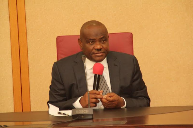 Mace snatching was plotted by FG — Wike