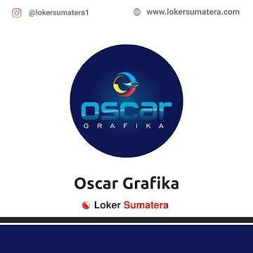 Lowongan Kerja Aceh Jaya: Oscar Grafika Juni 2021