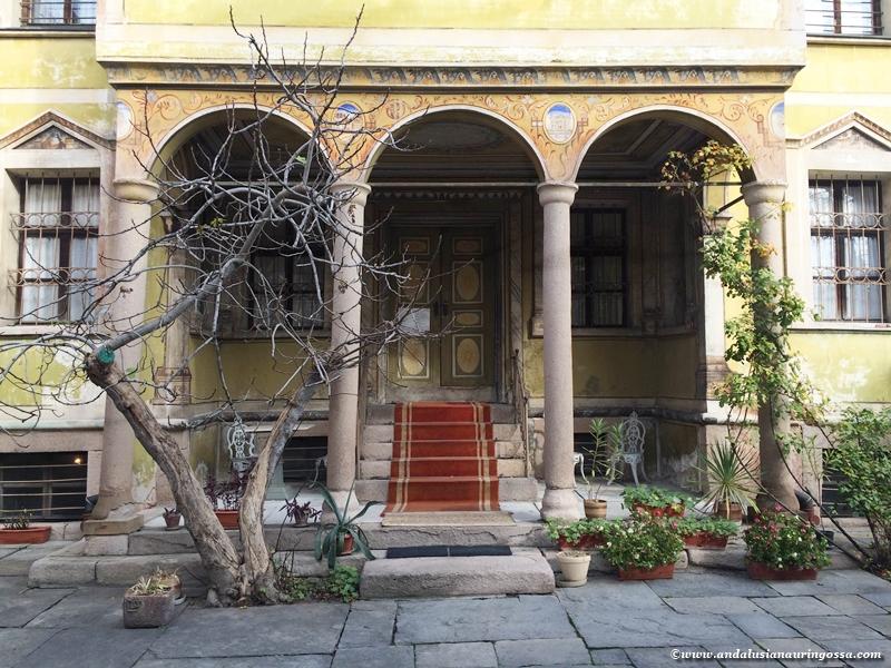 Plovdiv_vanha kaupunki_Nikola Nedkovichin talo