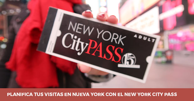 tarjeta New York City Pass