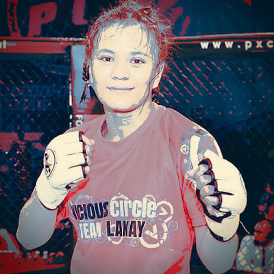 One of the best female Filipino fighters ​​Gina Iniong aims to impress in ONE Championship debut
