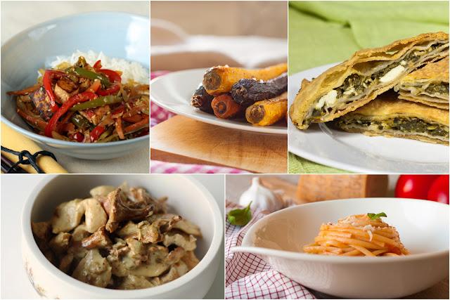 Top pet glavnih jela sa bloga