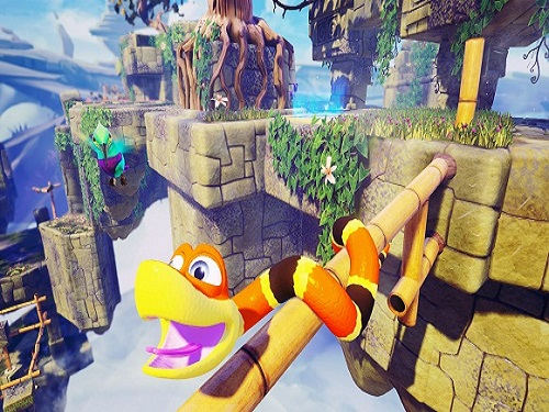 Snake Pass v1.4 Game Free Download