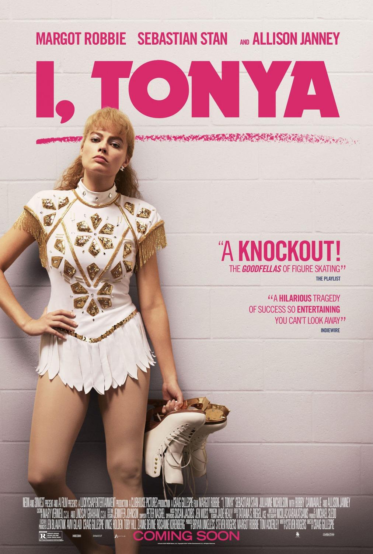 """Movie Review: """"I, Tonya"""" (2017)"""