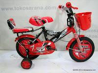 12 Inch Imperian R300 Kids Bike