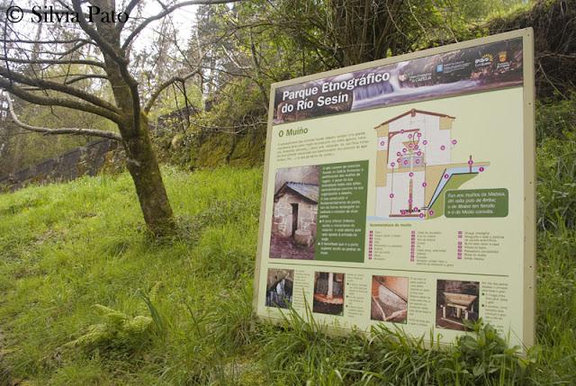 Parque etnográfico do río Sesín