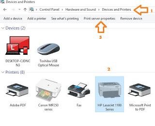 Cara Membuat Ukuran Kertas F4 di Printer HP Laserjet dan Deskjet