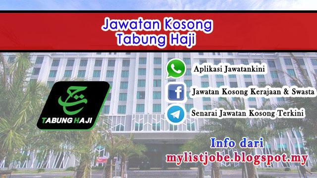 Jawatan Kosong di TH Hotel & Residence Sdn Bhd (Lembaga Tabung Haji)