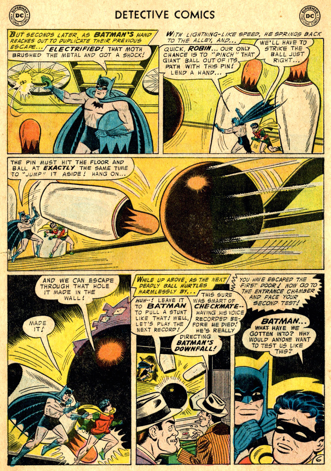 Detective Comics (1937) 238 Page 7
