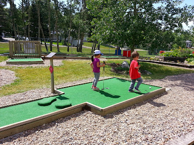 Elkwater Mini Golf