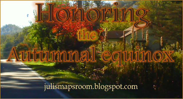 spiritual meaning of autumn equinox, autumnal equinox, magic of equinox, autumn equinox traditions, celebrating the equinox, autumn countryside picture by Juli D. Revezzo