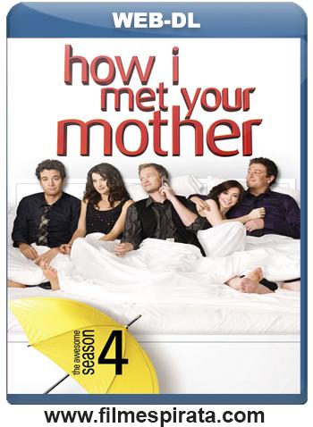 Como Eu Conheci Sua Mãe 4ª Temporada Completa Torrent – WEB-DL 720p Dublado (2008)