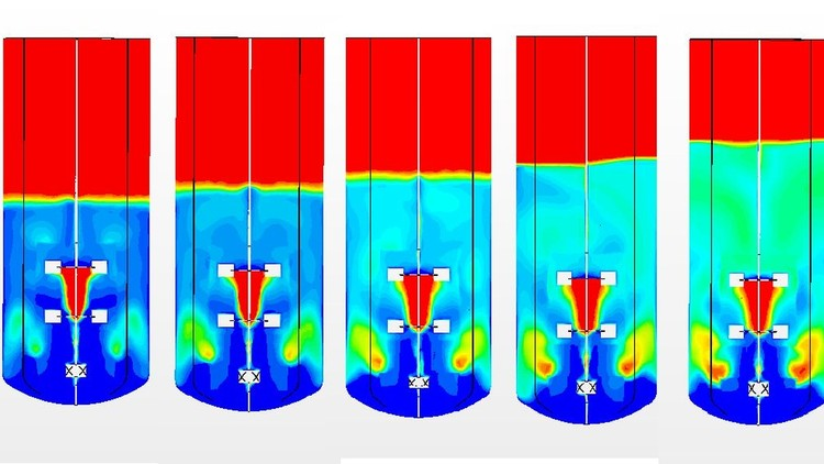 Multiphase Flow Modeling Using ANSYS FLUENT
