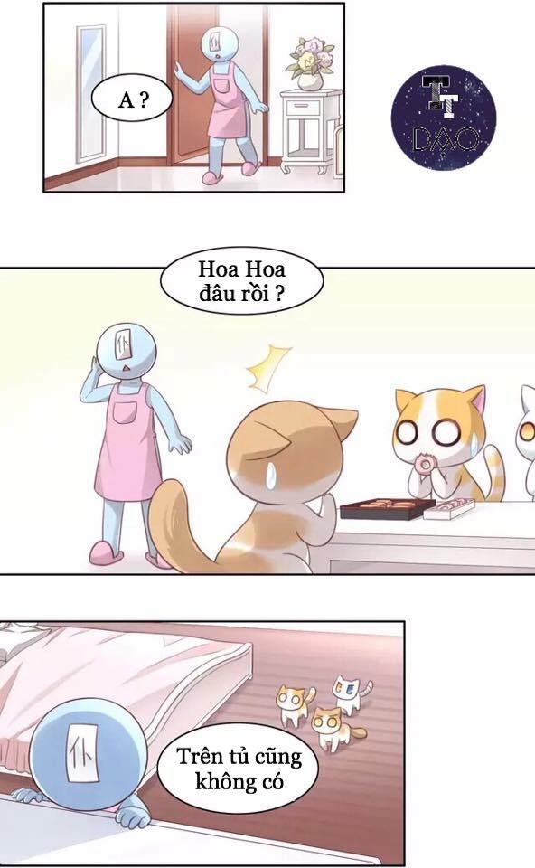 Dưới Móng Vuốt Mèo - Chap 20