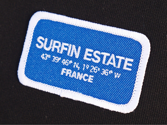 surfin estate blog shop surfshop culture surf surfboard hossegor biarritz landes paysbasque shaper clothing vetements cafe ss17 lookbook madeinfrance patch bauhaus
