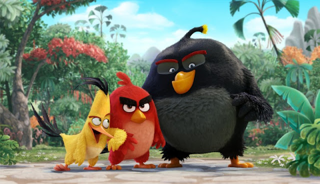 Angry Birds ve filmu (The Angry Birds Movie) – Recenze